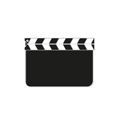 film flap vector image