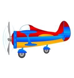 Small plane vector