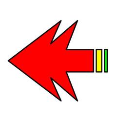 Arrows forward vector