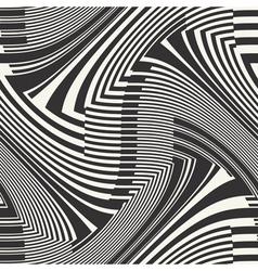 Abstract backdrop background black chevron c vector