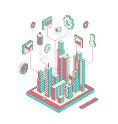 City app vector
