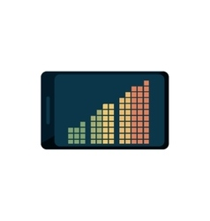 Isolated smartphone device and equalizer design vector