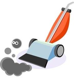Icon vacuum vector