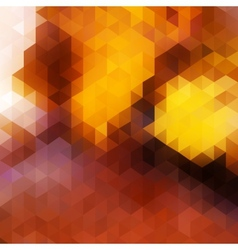 Abstract colorful design background vector image vector image