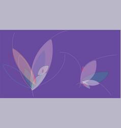 Abstract fantastic patterns vector