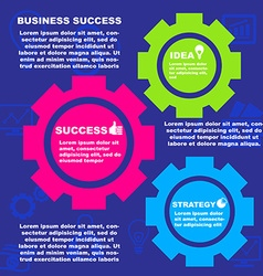 BusinessIdea-01 vector image vector image