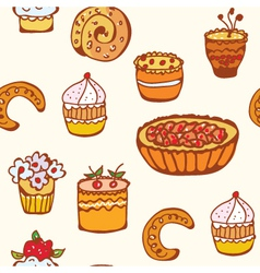 cake wallpaper vector image