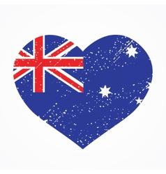 Emblem of australia vector
