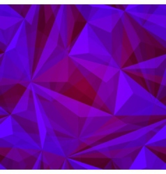 Background from triangles vector