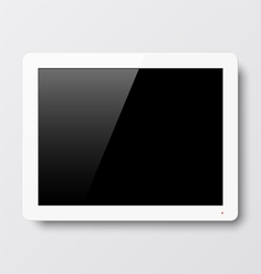 Interactive touch screen vector