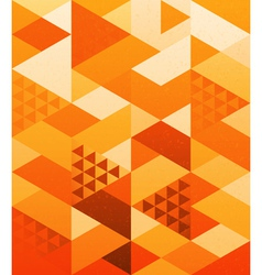 Abstract geometric triangles shapes background eps vector
