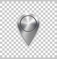 technology gps map pointer vector image