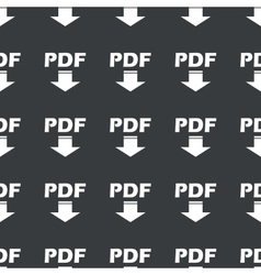 Straight black pdf download pattern vector