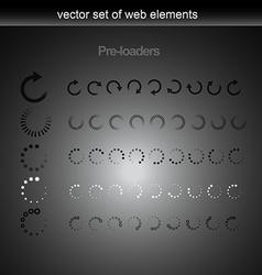 loader vector image