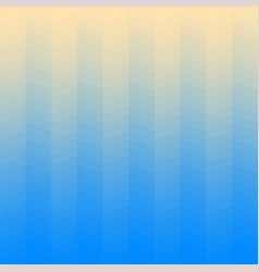Gradient background in shades of blue made vector