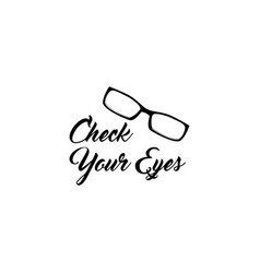 eyeglasses with diopters icon vector image