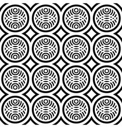 seamless fancy design vector image