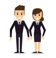 Couple relationship together image vector