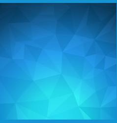 abstract polygonal mosaic texture vector image