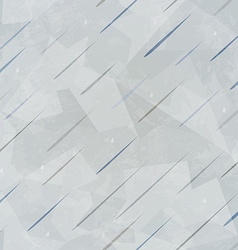 Rain seamless pattern with grunge effect vector