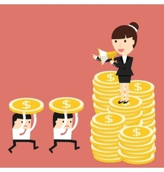 The business situation vector