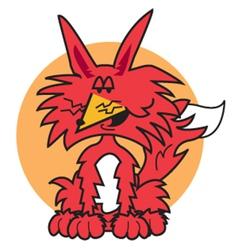 A Fox vector image