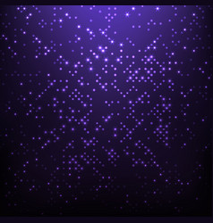 abstract purple disco background vector image vector image