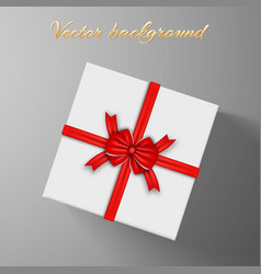 elegant festive invitation template vector image vector image