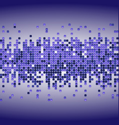 shiny background with purple sequins vector image vector image