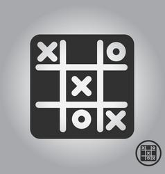 X o game vector
