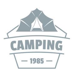 adventure badge logo vintage style vector image