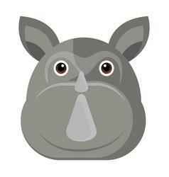 Avatar of a rhino vector