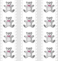 Babies nursery design vector