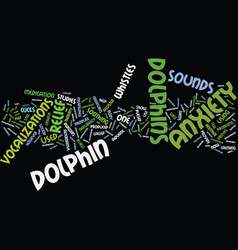 The dolphin drug text background word cloud vector