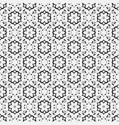 Seamless pattern in eastern oriental islamic vector