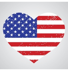 emblem of usa vector image