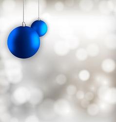 Blue Balls vector image vector image