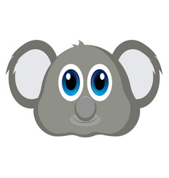 avatar of a koala vector image vector image