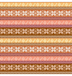 Fabric seamless pattern vector