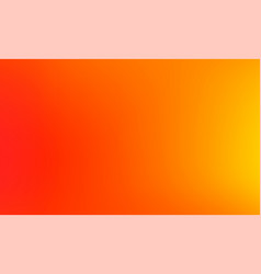 blurred gradient mesh background vector image