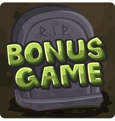 Symbol 13 bonus game vector
