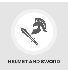 History flat icon vector