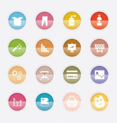 Web Icons 44 vector image