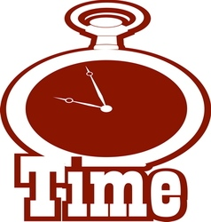 GOOD TIME 2c resize vector image