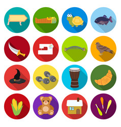 Business ecology tourism and other web icon in vector