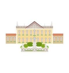 Parliament lisbon building portuguese famous vector