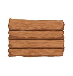 Wood planks wall vector