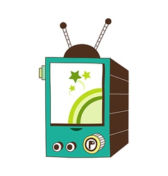 A television vector