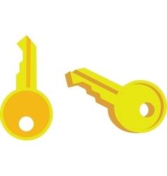 Key 01 vector