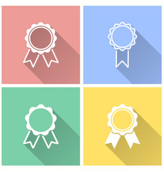 Award - icon vector